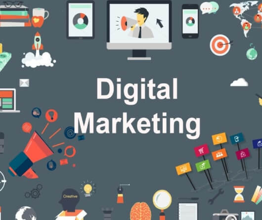 Digital Marketing entailing Search Engine Optimization
